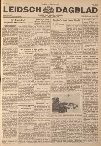 Leidsch Dagblad 1947-02-25
