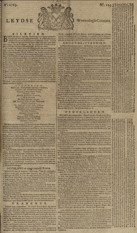 Leydse Courant 1765-09-11
