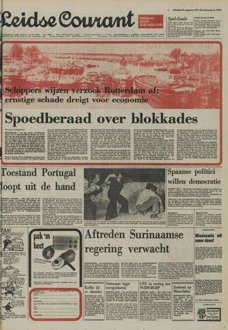 Leidse Courant 1975-08-26