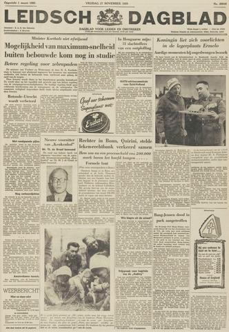 Leidsch Dagblad 1959-11-27