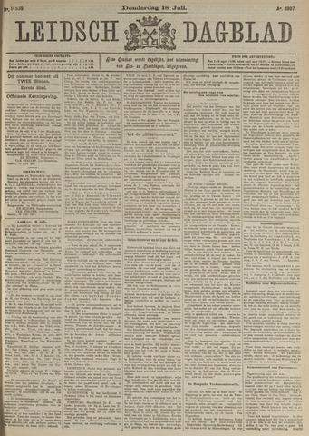 Leidsch Dagblad 1907-07-18