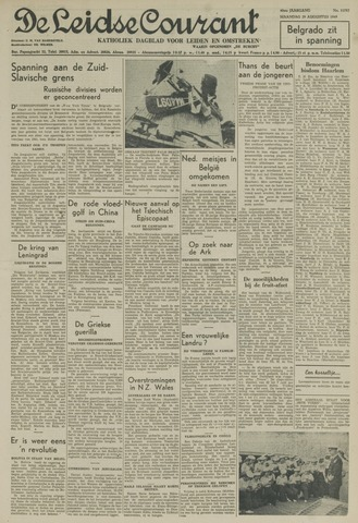 Leidse Courant 1949-08-29