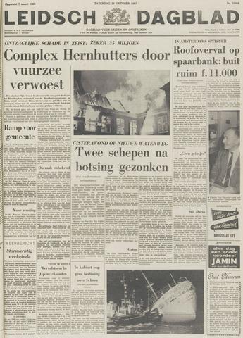 Leidsch Dagblad 1967-10-28