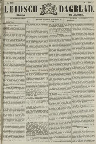 Leidsch Dagblad 1870-08-23