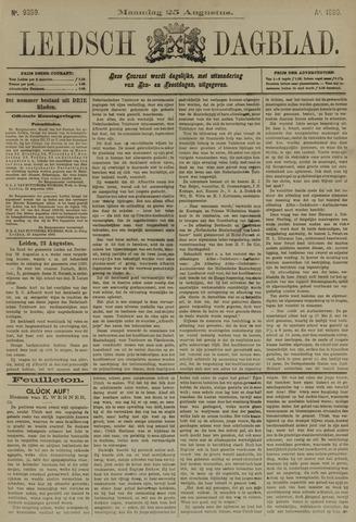 Leidsch Dagblad 1890-08-25