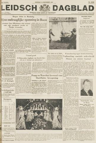 Leidsch Dagblad 1954-12-14