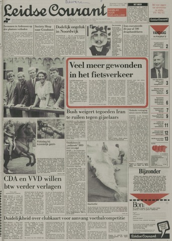 Leidse Courant 1989-08-09