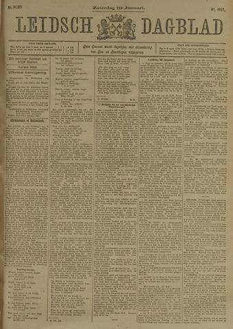 Leidsch Dagblad 1907-01-19