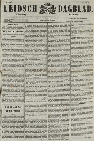 Leidsch Dagblad 1873-03-12