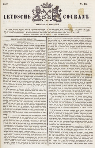 Leydse Courant 1869-08-21