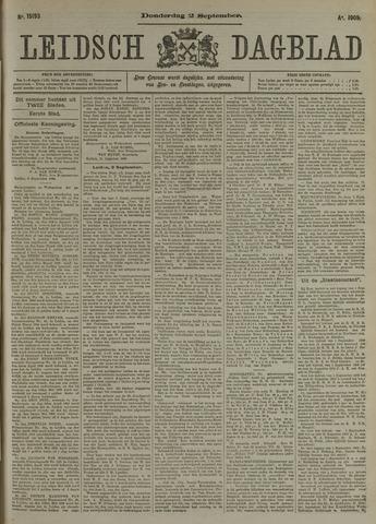 Leidsch Dagblad 1909-09-02