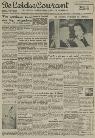 Leidse Courant 1954-11-08