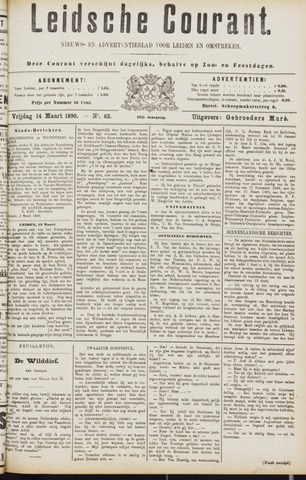 Leydse Courant 1890-03-14