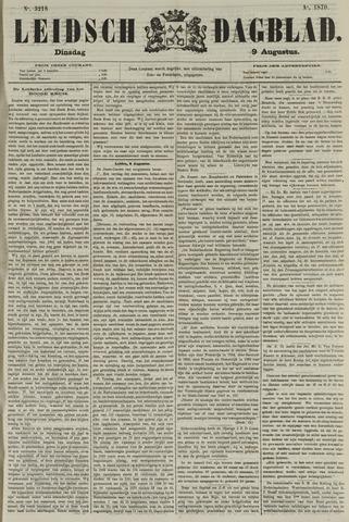 Leidsch Dagblad 1870-08-09