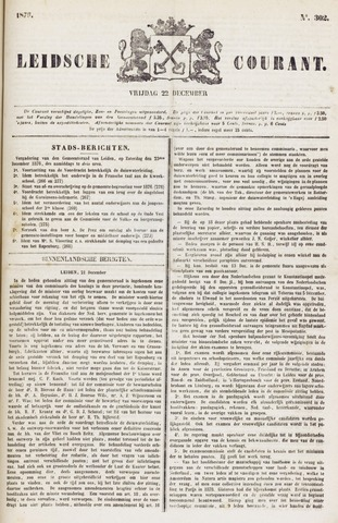 Leydse Courant 1876-12-22