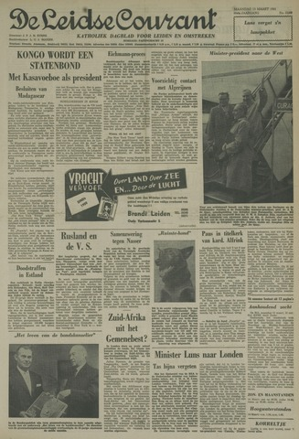 Leidse Courant 1961-03-13