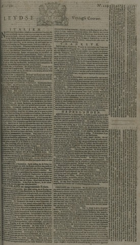 Leydse Courant 1744-10-02