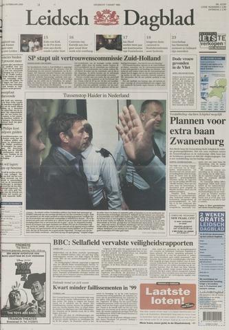 Leidsch Dagblad 2000-02-18