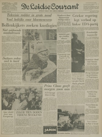 Leidse Courant 1967-05-01