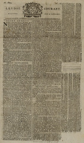 Leydse Courant 1803-02-28