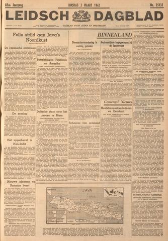 Leidsch Dagblad 1942-03-03