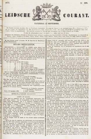 Leydse Courant 1873-09-27