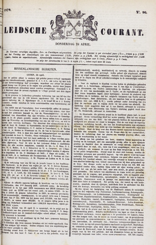Leydse Courant 1879-04-24