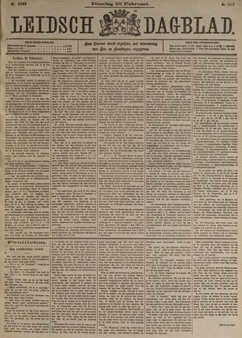 Leidsch Dagblad 1897-02-23