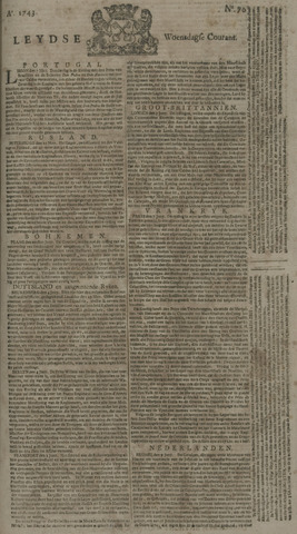 Leydse Courant 1743-06-12