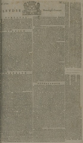 Leydse Courant 1744-05-04