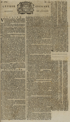 Leydse Courant 1805-11-04