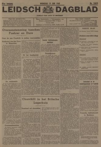 Leidsch Dagblad 1940-06-19