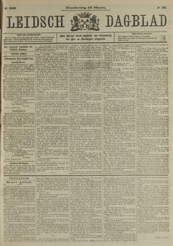 Leidsch Dagblad 1911-03-16
