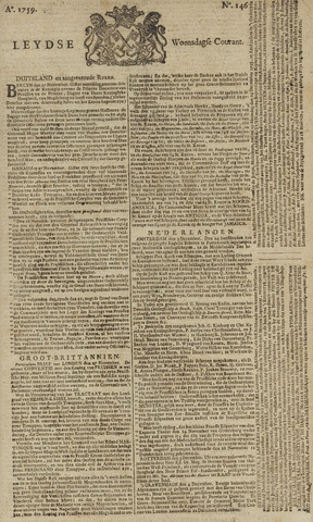 Leydse Courant 1759-12-05