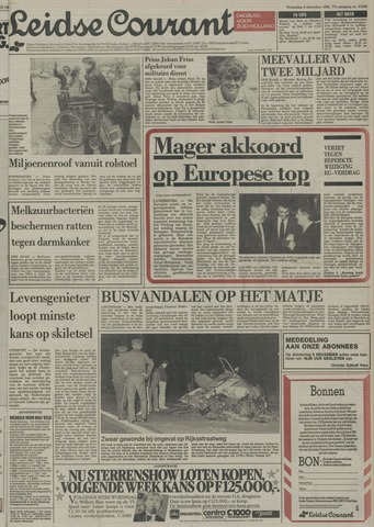 Leidse Courant 1985-12-04