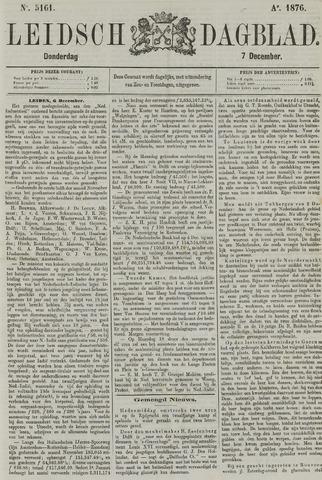 Leidsch Dagblad 1876-12-07