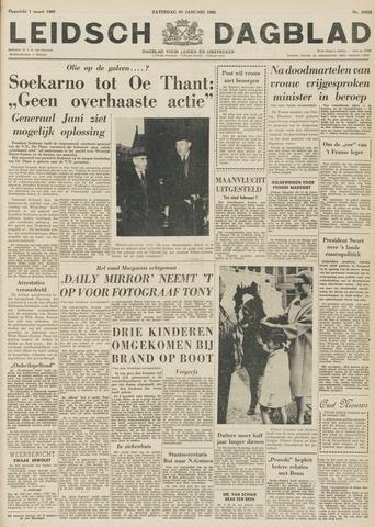 Leidsch Dagblad 1962-01-20