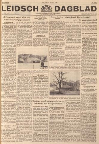 Leidsch Dagblad 1949-03-18
