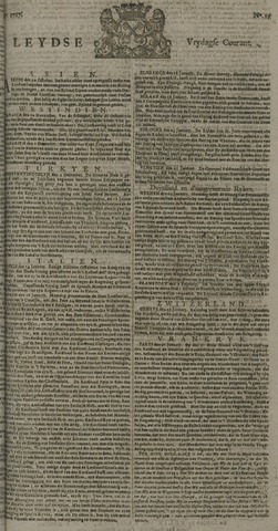 Leydse Courant 1727-02-07