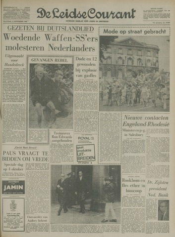 Leidse Courant 1966-09-19