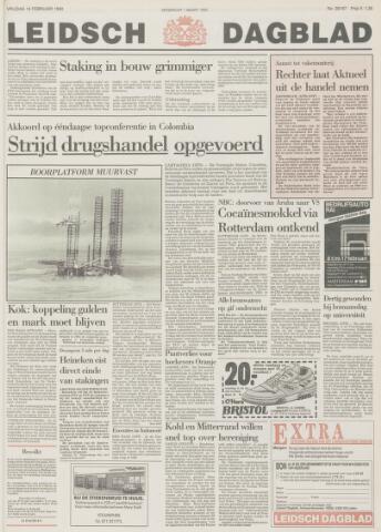 Leidsch Dagblad 1990-02-16