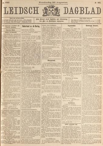 Leidsch Dagblad 1915-08-26