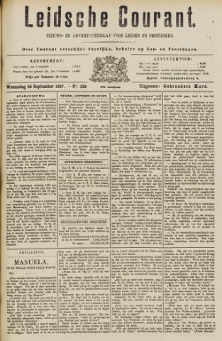 Leydse Courant 1887-09-28