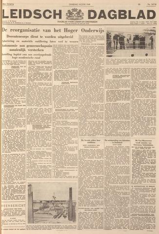 Leidsch Dagblad 1949-06-14