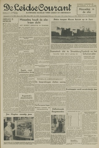 Leidse Courant 1951-12-12