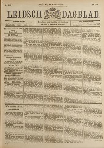 Leidsch Dagblad 1899-11-06