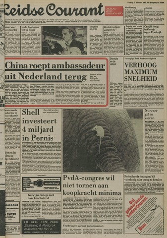 Leidse Courant 1981-02-27