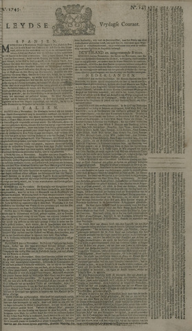 Leydse Courant 1745-12-03
