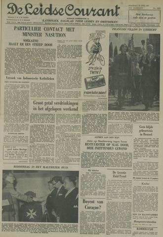 Leidse Courant 1961-06-26