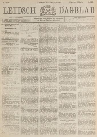 Leidsch Dagblad 1916-11-24